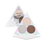 Crystal Cavern Mega Glo Eyeshadow Trio - Clear Quartz