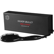 Silver Bullet Mini Hybrid Straightening Brush