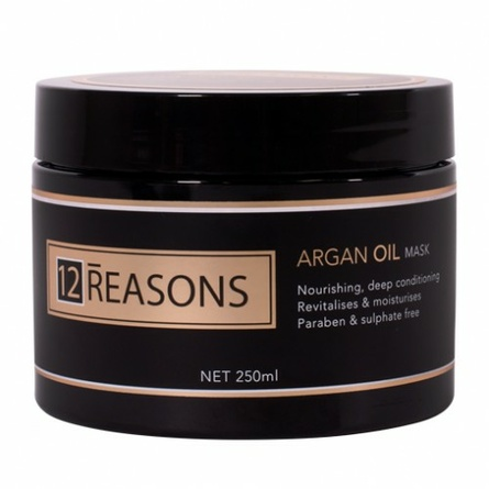 12Reasons Argan Oil Mask