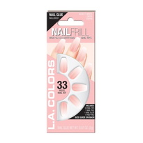 Nail Frill Nail Kit - Nude To White