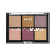 NYX Professional Makeup Cosmic Metals Shadow Palette