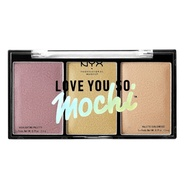 NYX Professional Makeup 'Love You So Mochi' Palette - Lit Life