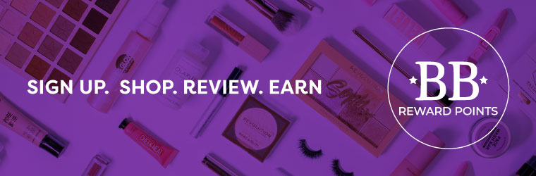 Beauty Bliss Rewards Points