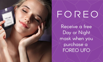 Free gift with FOREO UFO
