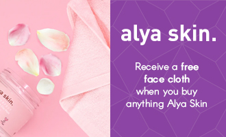 Free gift when you buy Alya