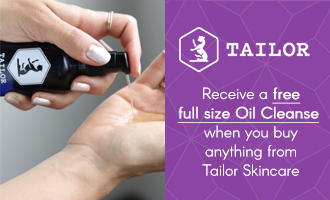Free gift when you buy Tailor