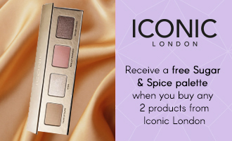 Free gift when you buy 2 items from Iconic London
