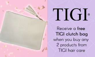 Free gift when you buy 2 items from TIGI