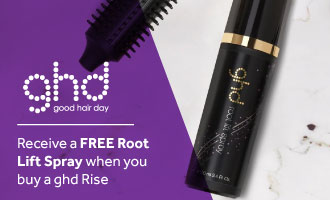 Free gift when you buy a ghd Rise