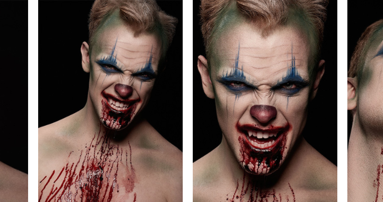 Halloween with Kryolan - How To: Killer Clown