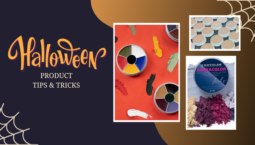 Halloween At Beauty Bliss - Product Tips & Tricks