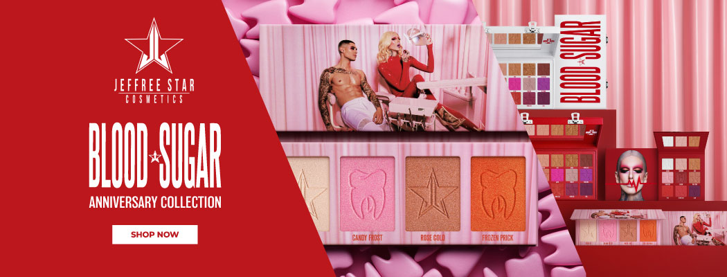 Jeffree Star Blood Sugar Anniversary