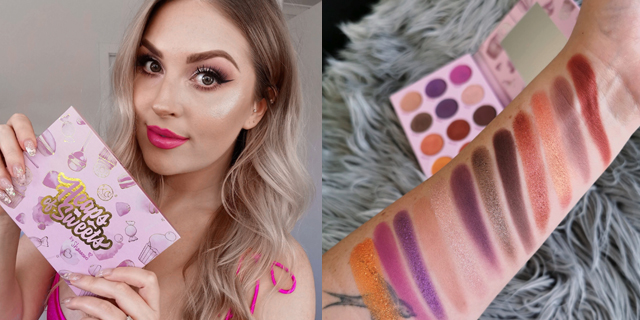 xoBeauty Heaps of Sweets Palette