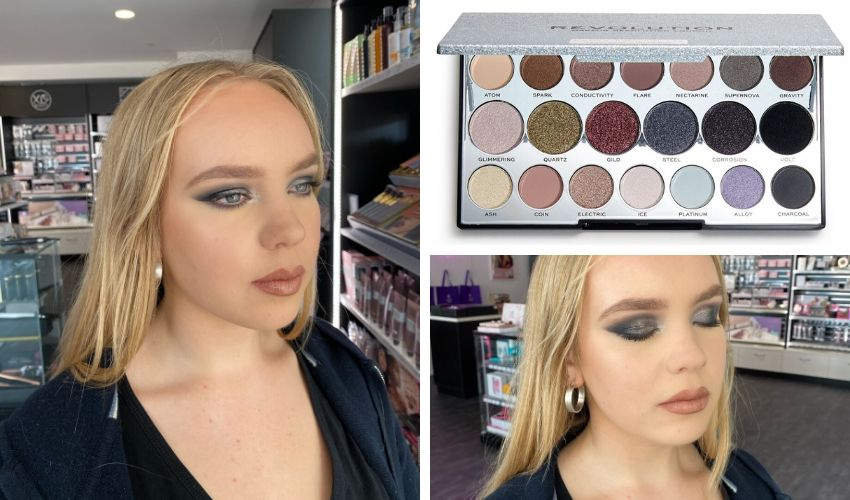 Behind The Look: Precious Stone Diamond Palette
