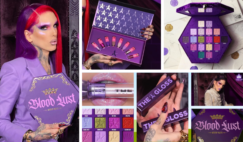Jeffree Star Cosmetics: Blood Lust Collection