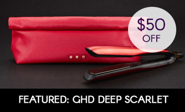 ghd Red Limited Edition Scarlet