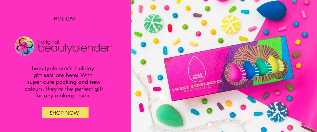beautyblender Holiday